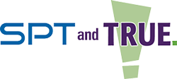 SPT and True logo