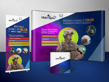 ISSTSPi Trade Show Materials