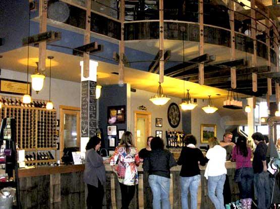 Barrel Oak Winery Tasting Room