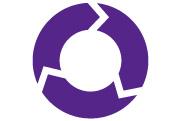 Purple Life Preserver